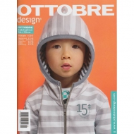 German Magazine Ottobre Design 01/2015 kids spring