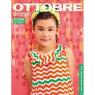 German Magazine Ottobre Design 03/2013 kids summer