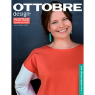 German issue Ottobre Design 02/2014 Woman Spring/Summer