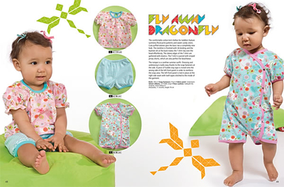Reprint: Magazine Ottobre Design 03/2008 Kids