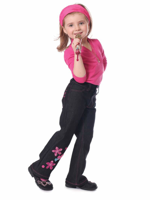Sewing pattern Jalie 2909 pants sizes 2-13 (92-155) and 4-22 (32-52)