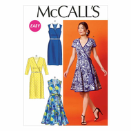 Sewing pattern McCalls 6959 Dresses