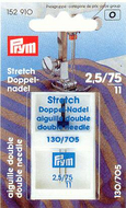 Prym 154910 Doppel-STRETCH 75/2,5mm