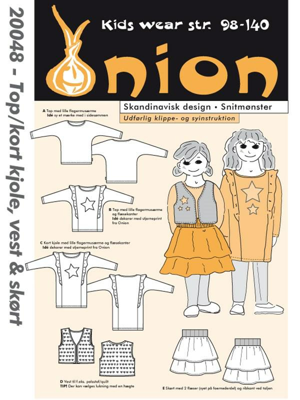 schnittmuster onion 20048 shirt kleid bei schnittmuster. Black Bedroom Furniture Sets. Home Design Ideas