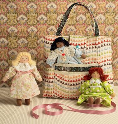 700c1dacac Schnittmuster KwikSew 0148 Puppe und Tasche bei Schnittmuster.Net ...