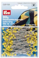 029153 Prym Fixing Pins 45x0,6mm