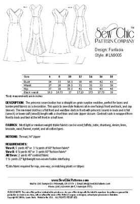 Sewing pattern McCalls 4714.CCD MISSES'/MISS PETITE LINED BRIDAL GOWNS