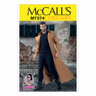 Schnittmuster McCalls 7374 Cosplay wie Dr. Who Gr. MWW...