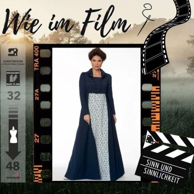 Schnittmuster McCalls 7493 historisches Kostüm bei Schnittmuster.Net ...