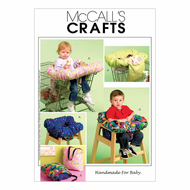 Sewing pattern McCalls 5721 Accessoires