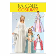 Sewing pattern McCalls 5731 Carnival