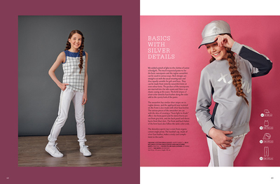 German Magazine Ottobre Design 04/2017 Kids autumn