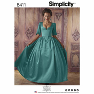 englisches Schnittmuster Simplicity 8411 Cosplay...