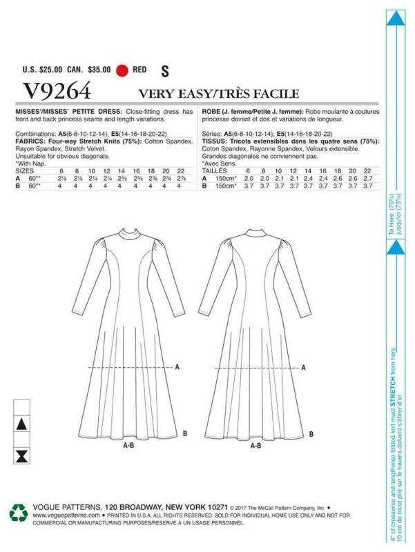 Vogue 9264 Abendkleid Schnittmuster Net Schnitte Ebooks Hefte St 17 75