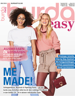 Sonderheft von burda style: burda Easy Herbst/Winter 2018