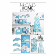 Sewing pattern McCalls 6051 home