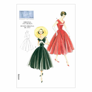 sewing pattern Vogue 1172 dress