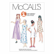 Sewing Pattern McCalls 6098 dress