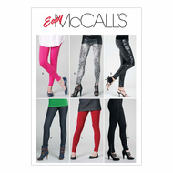 Schnittmuster McCalls 6173 Damenhose Y XS-S-M oder Z L-XL