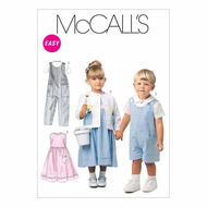 Sewing Pattern McCalls 6304 combi