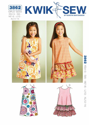 Kindermodelle selber nähen - Schnittmuster.Net Schnitte, Hefte, Stoff
