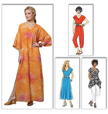 sewing pattern Butterick 5652 combi