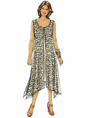 sewing pattern Butterick 5655 combi