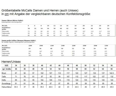 Schnittmuster McCalls 6453 Weihnachtsdeko bei Schnittmuster.Net ...