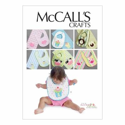 Schnittmuster McCalls 6478 Babylätzchen bei Schnittmuster.Net ...