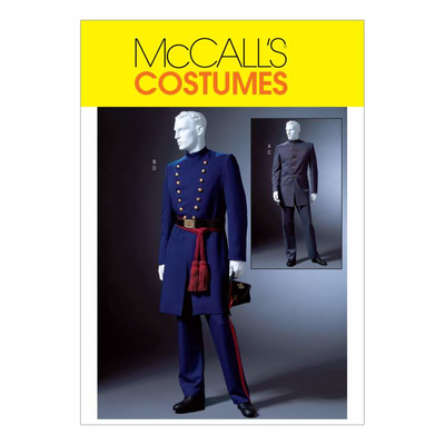 Sewing Pattern McCalls 4745 Costumes