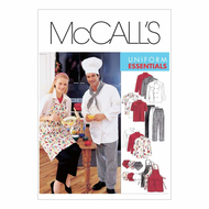 Sewing Pattern McCalls 2233 Workingclothes