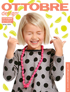 German Magazine Ottobre Design 01/2014 kids spring