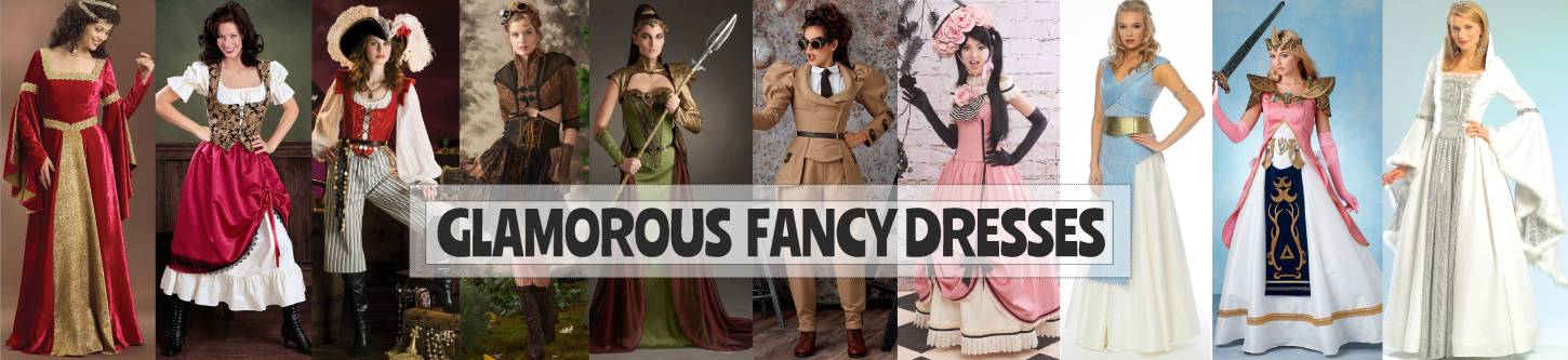 Fancy costumes